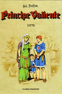 Príncipe Valiente (Cartoné, 64 páginas) #34
