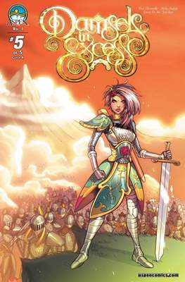 Damsels In Excess (Comic-Book / Digital) #5
