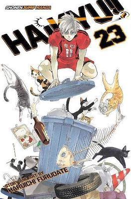 Haikyu!! (Paperback) #23