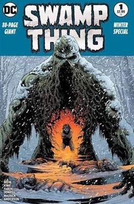 Swamp Thing: Winter Special (Variant Cover)