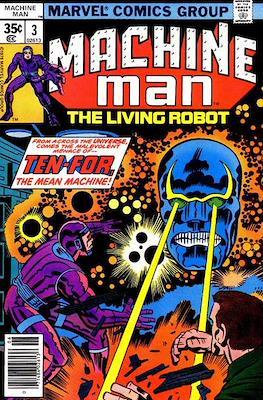Machine Man Vol. 1 (Comic Book) #3