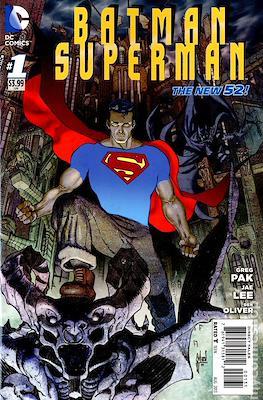 Batman / Superman (2013-2016 Variant Cover) #1.1