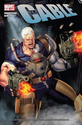 Cable Vol. 2 (2008-2010) #5