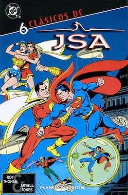 JSA. Clásicos DC (Rústica 208 pp) #6