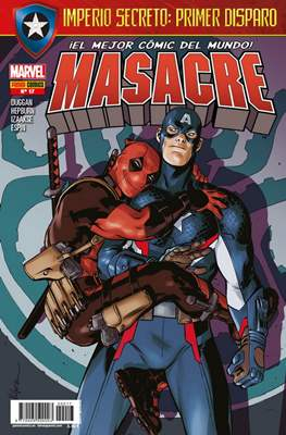 Masacre Vol. 3 (2016-) (Grapa) #17
