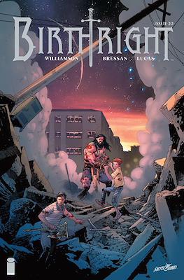 Birthright (Comic-book) #20