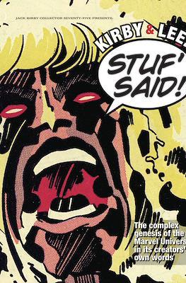 Kirby & Lee: Stuf' Said!