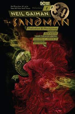 The Sandman - Edición de 30 aniversario (Rústica) #1