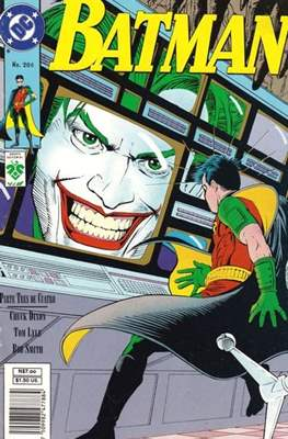 Batman (1987-2002) (Grapa) #206
