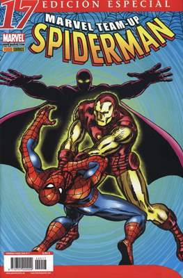 Spiderman. Marvel Team-Up (Edicion especial. Grapa) #17