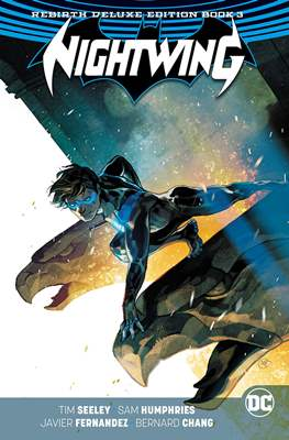 Nightwing: Rebirth Deluxe Edition (Hardcover 384-312 pp) #3