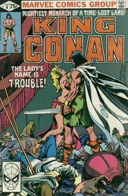 King Conan/Conan the King (1980-1989) (Grapa, 48 págs.) #6