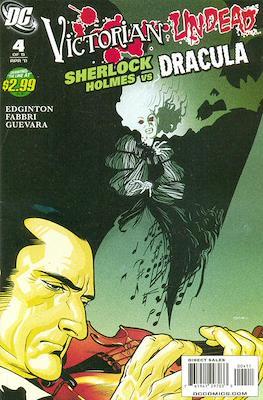 Victorian Undead: Sherlock Holmes vs. Dracula (Comic Book) #4