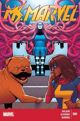 Ms. Marvel (Vol. 3 2014-2015) (Grapa) #9