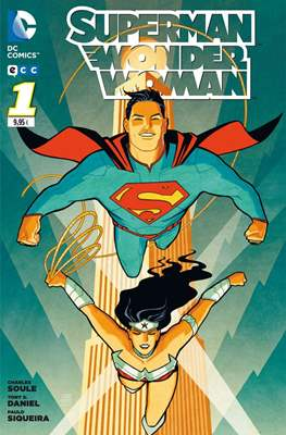 Superman / Wonder Woman (Rústica) #1