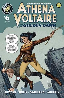 Athena Voltaire (Comic Book) #6