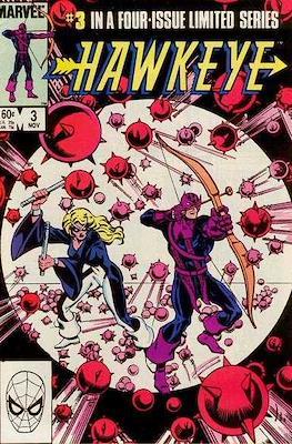 Hawkeye (Vol. 1 1983) (comic-book) #3