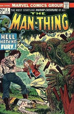 The Man-Thing Vol. 1 (1974-1975) (Comic Book) #2
