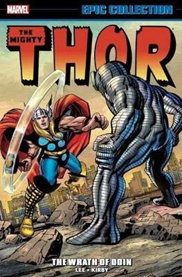 Thor Epic Collection (Softcover) #3