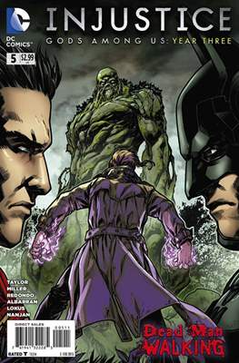 Injustice: Gods Among Us: Year Three #5
