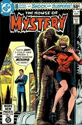 The House of Mystery (Comic Book) #286