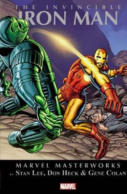 Marvel Masterworks: Iron Man (Softcover) #3