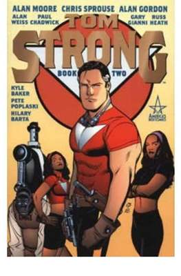 Tom Strong (2001-2008) (Softcover) #2