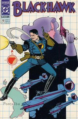 Blackhawk Vol 3: (1989-1990) (Comic-book.) #12