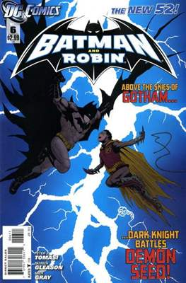 Batman and Robin Vol. 2 (2011-2015) (Comic Book) #6