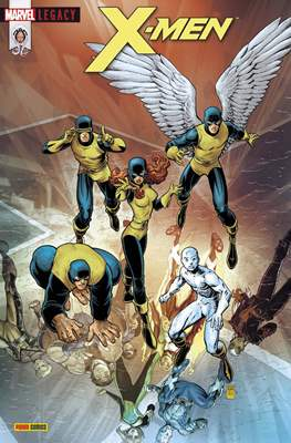 Marvel Legacy: X-Men #4