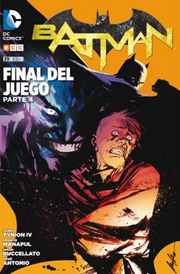 Batman: Nuevo Universo DC / Renacimiento (Grapa) #39