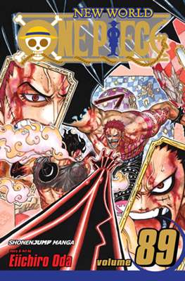 One Piece (Softcover) #89