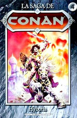 La saga de Conan #4