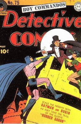 Detective Comics Vol. 1 (1937-2011; 2016-) (Comic Book) #75