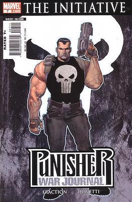 Punisher War Journal Vol 2 (Comic Book) #7