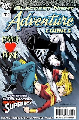 New Comics / New Adventure Comics / Adventure Comics (1935-1983; 2009-2011) (Saddle-Stitched) #510