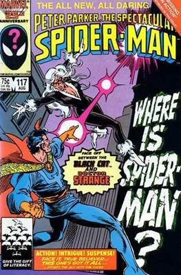 The Spectacular Spider-Man Vol. 1 (Comic Book) #117