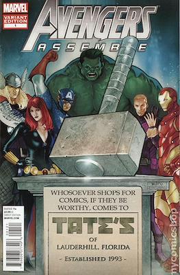 Avengers Assemble Vol. 2 (2012-2014 Variant Cover) #1.4