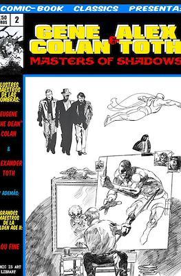 Comic Book Classics Presenta (Revista) #2