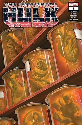 The Immortal Hulk (2018-) (Comic Book) #8