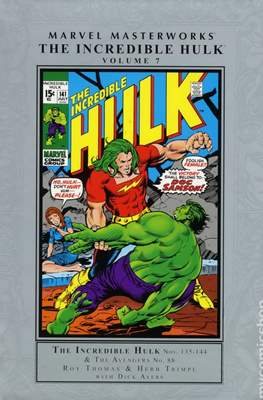 Marvel Masterworks The Incredible Hulk (Hardcover) #7