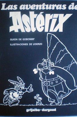 Las aventuras de Astérix (Cartoné) #1