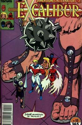Excalibur Vol. 1 (1989-1995) (Grapa) #13