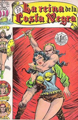 La Reina de la Costa Negra (2ª época - Grapa) #22