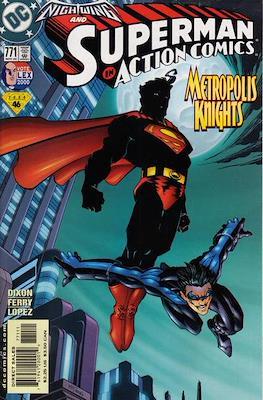 Action Comics Vol. 1 (1938-2011; 2016-) (Comic Book) #771