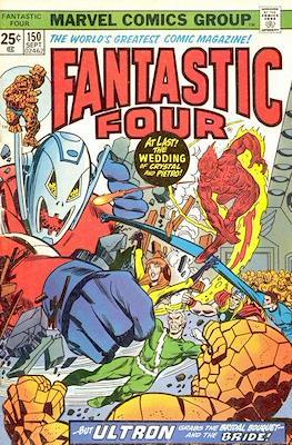 Fantastic Four Vol. 1 (1961-1996) (saddle-stitched) #150