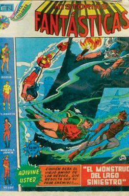 Historias Fantásticas (Grapa) #315