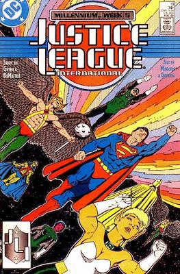 Justice League / Justice League International / Justice League America (1987-1996) (Comic-Book) #10