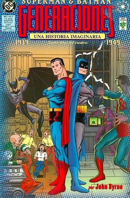 Superman y Batman. Generaciones