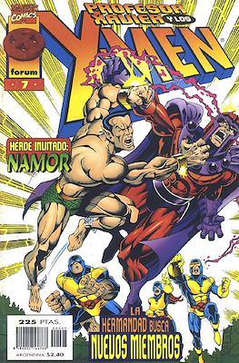 Profesor Xavier y los X-Men (Grapa. 17x26. 24 páginas. Color.) #7
